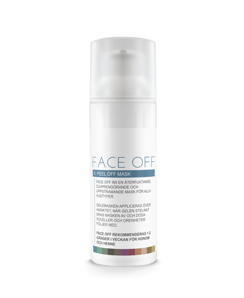 Face Off - Peel Off Mask