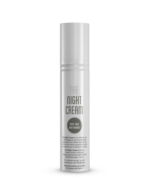 Anti-Age Nattkräm - The Night Cream